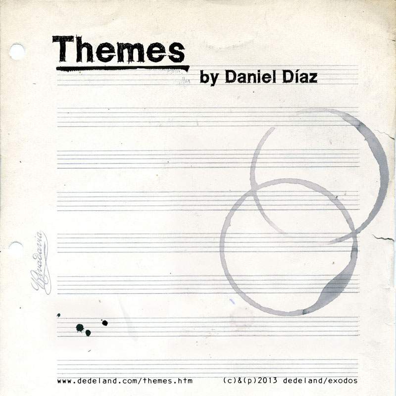 Themes, album by Daniel Diaz