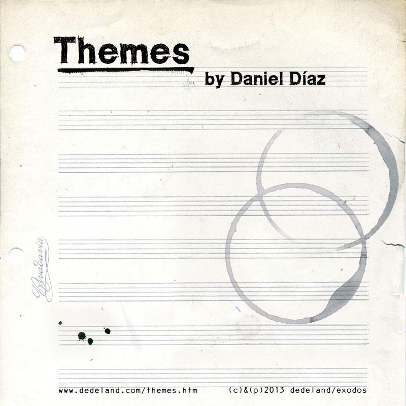 Themes, album by Daniel Diaz